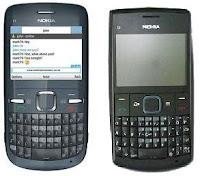 Spécifications de la Nokia X2-01 similaire à la Nokia C3
