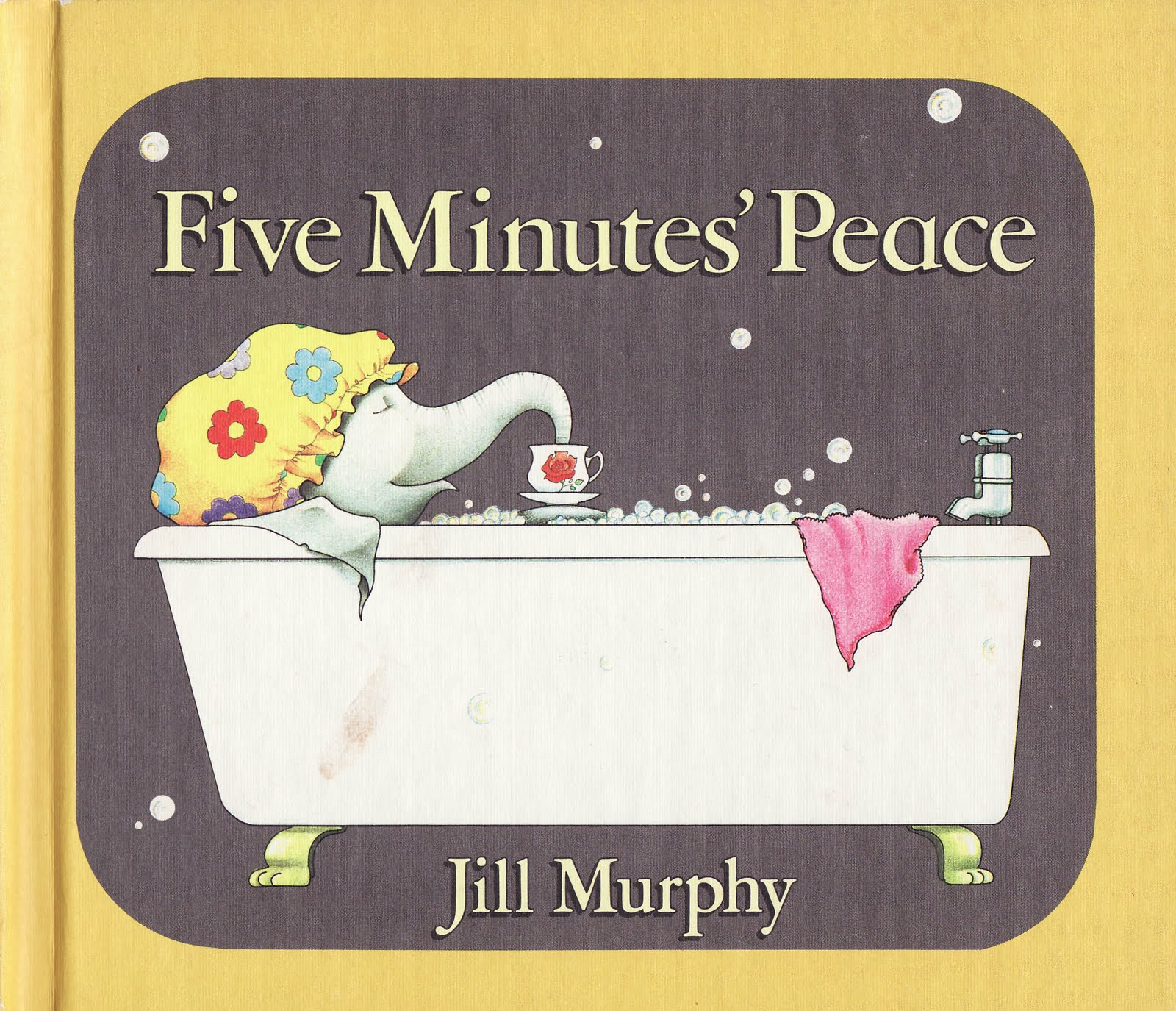 five minutes peace jill murphy book review