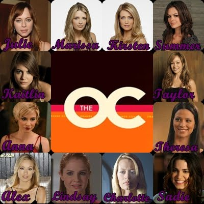 THE OC girls