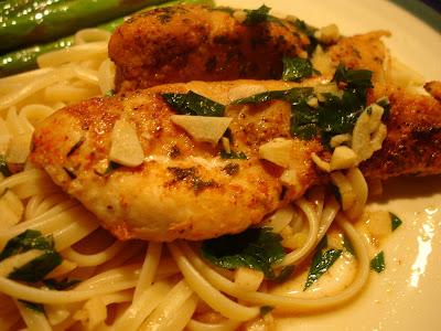 Mary Ellen's Cooking Creations: Spicy Chicken Over ...