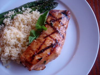 Mary Ellen's Cooking Creations: Grilled Mojito Chicken