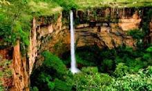 Veu de Noiva - Chapada Guimaraes - Mato Grosso