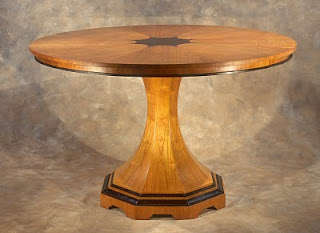 Biedermeier Dining Table. One Of The Best Decisions I Ever Made Was ...