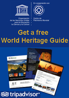 Trip Advisor provides a free guide to the World Heritage Sites