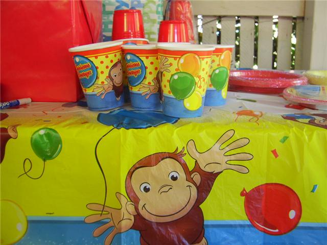 Creative 2x Mom How To Throw A Curious George Birthday Party