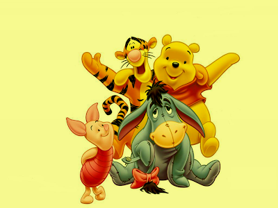 Winnie the pooh wallpapers - Winnie the pooh and friends wallpaper ...