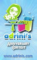 """Adrini's First Annversary Contest"""