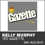 Kelly Murphy - Tee Gazette - Tee Spotlight