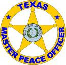Texas Master Peace Officer