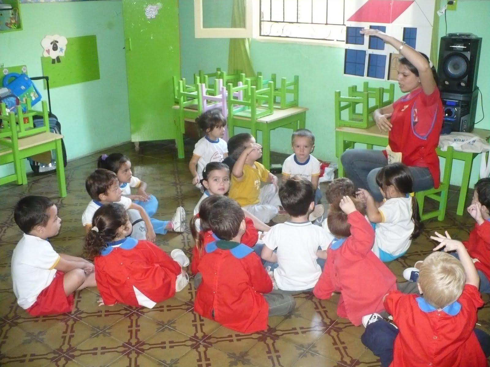 Jard n maternal las aventuras de cristian y diego tambi n for Actividades para jardin maternal sala de 2