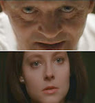 Jodie Foster e Anthony Hopkins
