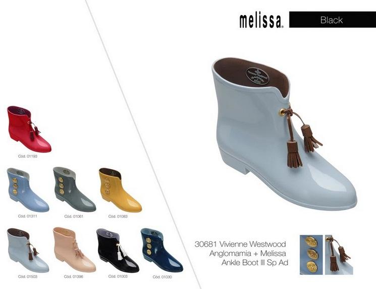 Sanfetamina cole o outono inverno 2011 da melissa - Melissa oui oui ...
