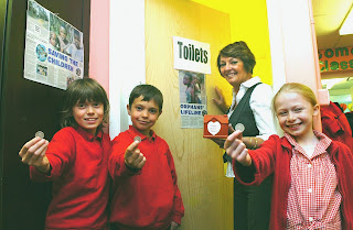 Singleton School are flush with ideas