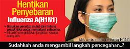 Ketahui Influenza A(H1N1) Kementerian Kesihatan Malaysia