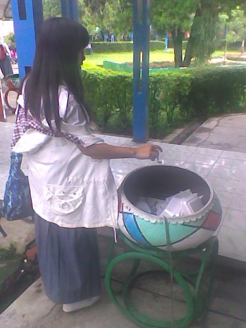 pentingnya kebersihan lingkungan sekolah