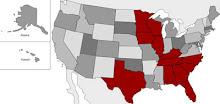 States I've Visited