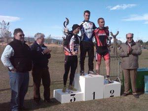 ciclocross podio master-30 copa catalana