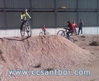 escola de ciclisme sant boi baix llobregat