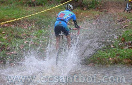 Jordà Cullell Santa Coloma de Farners ciclocross 2008