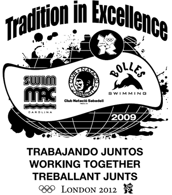Tradition In Excellence - 2009 Spain Trip - Bolles * SwimMac * Sabadell