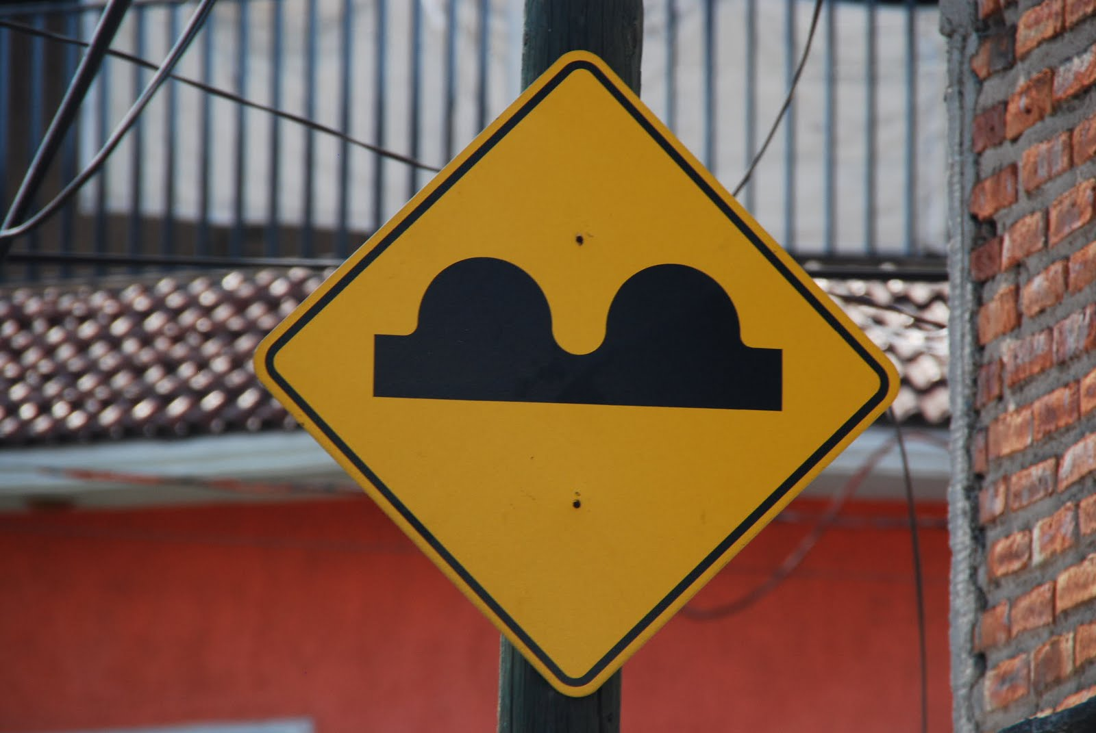 Le Mexique Ralentisseurs Cassis Et Dos D Anes