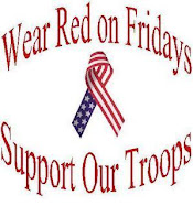 I may not believe in war, but I will always support our troops!!!