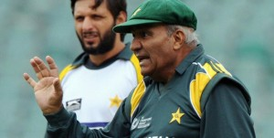 The Pakistan squad arrived in