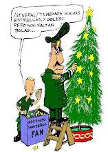 Un arbol de navidad