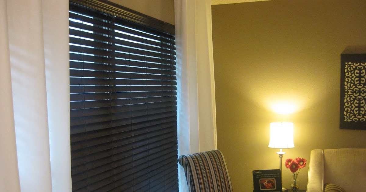 Frugal Home Ideas Spray Painting Blinds