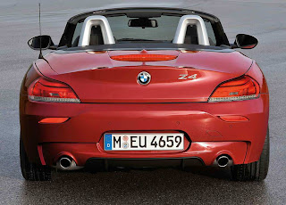BMW Z4 2011 The BMW Twin Turbo Power Unit