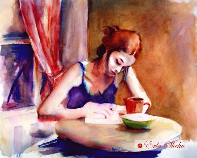 Bota e Femres Writing