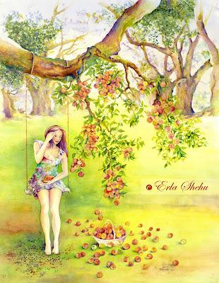Bota e Femres Appletree+1