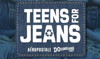 Jeans for homeless teens teensforjeans
