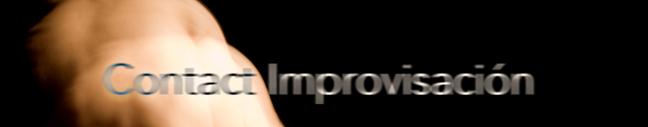 contact improvisación
