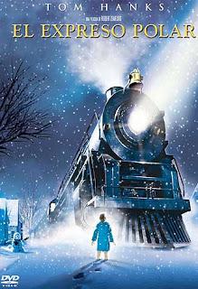 Poster de El Expreso Polar / The Polar Express