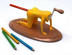 "New ""Spread the Wealth"" pencil sharpener."
