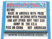 Free Trade Kills