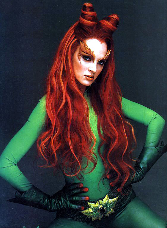 batman poison ivy costume. Poison Ivy