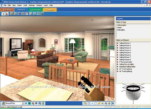 Chief architect review 3d home architect 3d home Architect software