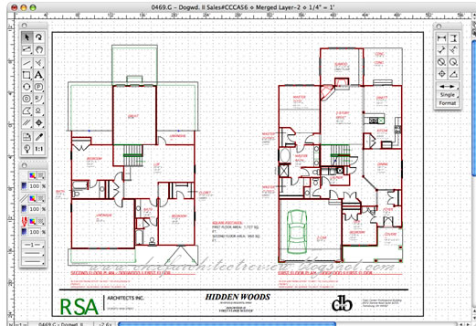 Chief architect review 3d home architect for Home drawing software free download