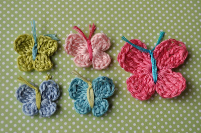 Free Butterfly Patterns | Free Crochet Patterns
