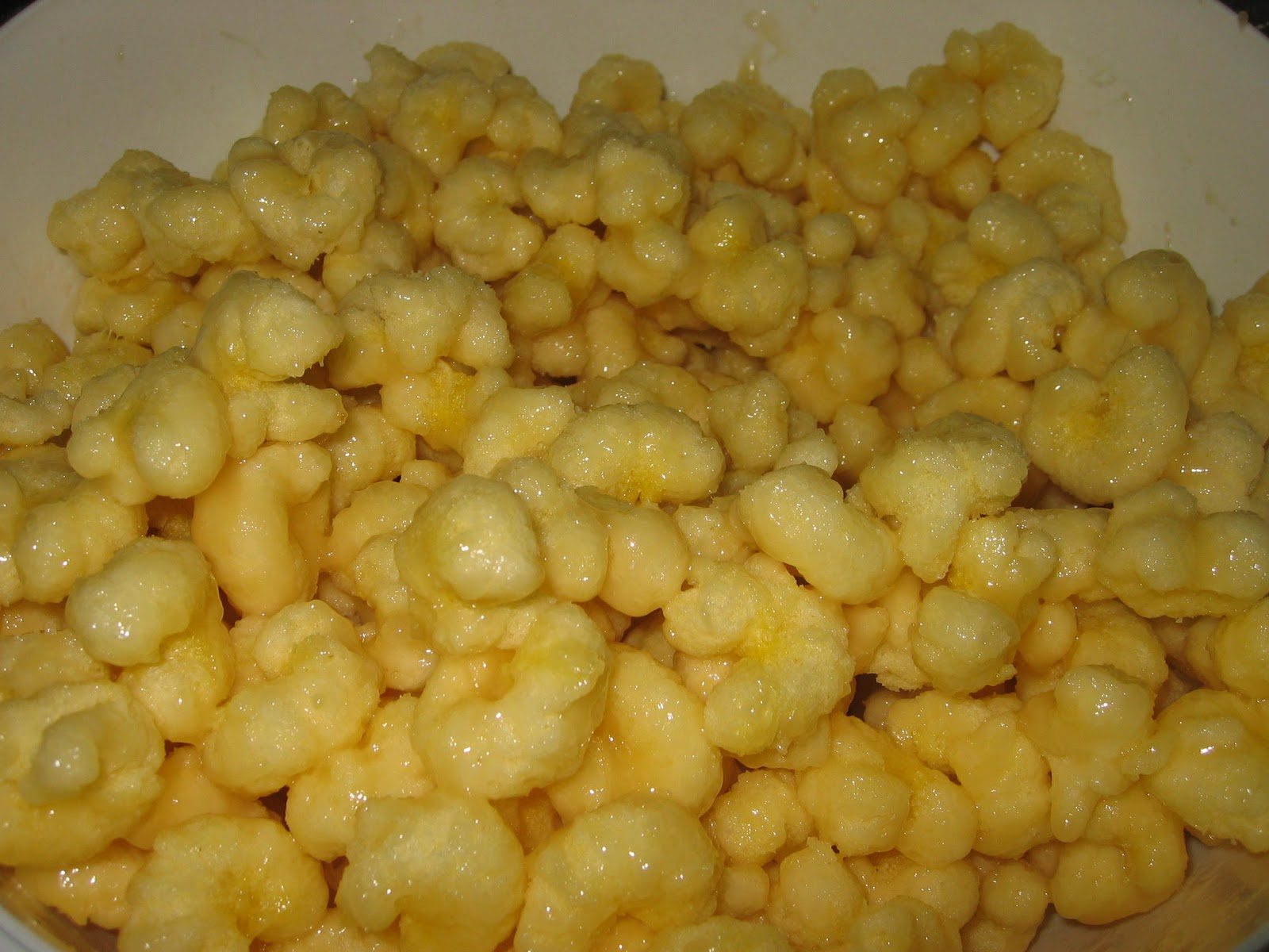 Small White Worms In Kitchen Kristis Kitchen Kreations Worms Candied Corn Puffs