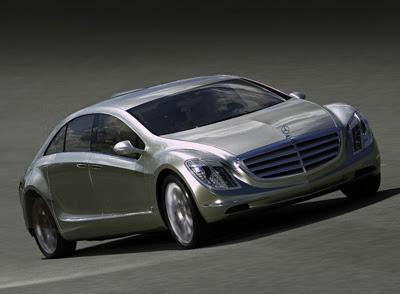 2007 Mercedes F700 Concept