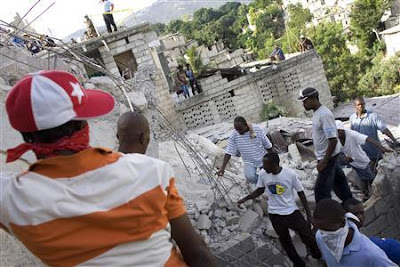 haiti and earthquake