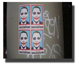 obama joker posters- obama joker shirt-obama socialism poster