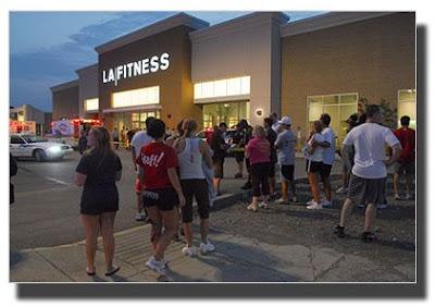LA Fitness Shooting - Pittsburgh News