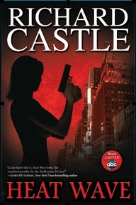 Richard Castle's Heat Wave book