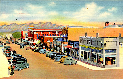 Las Cruces - Main Street