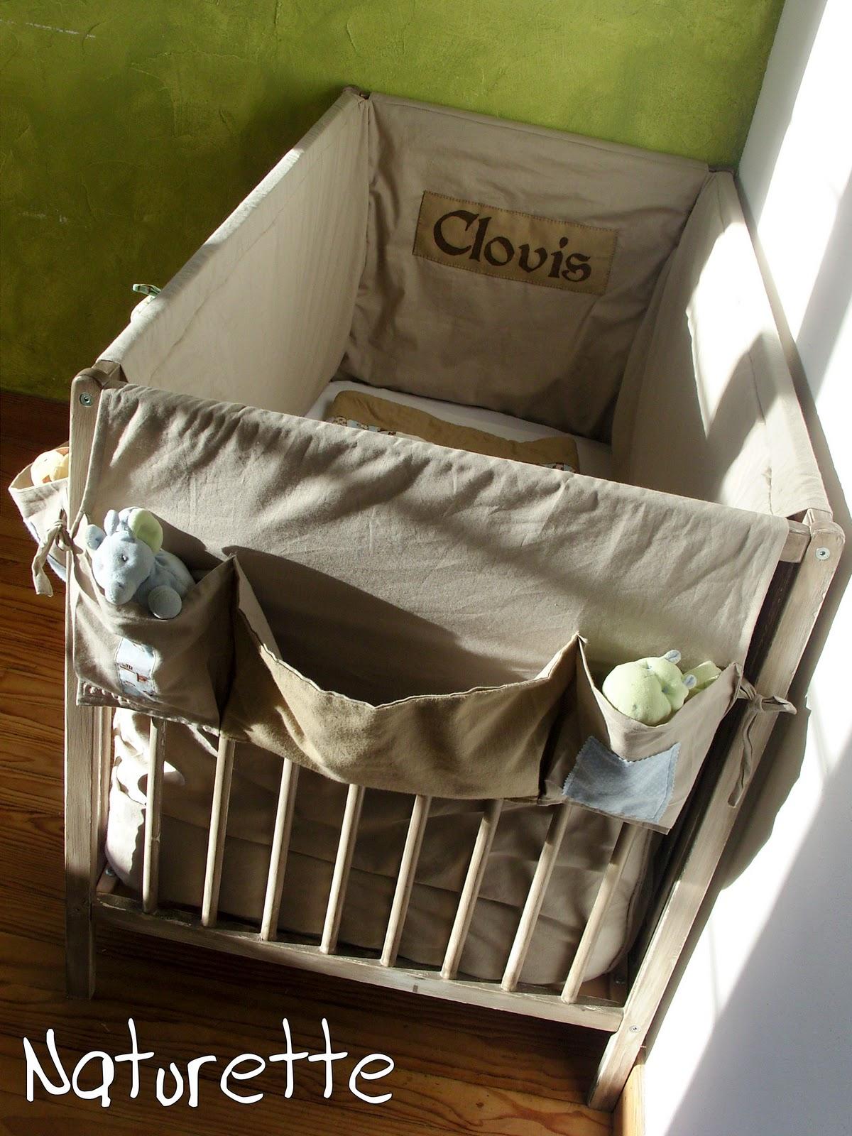 naturette tour de lit b b. Black Bedroom Furniture Sets. Home Design Ideas