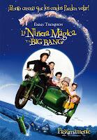 La niñera magica y el big bang